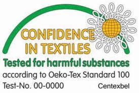 Tessuto per camicia certificato OEKO TEX